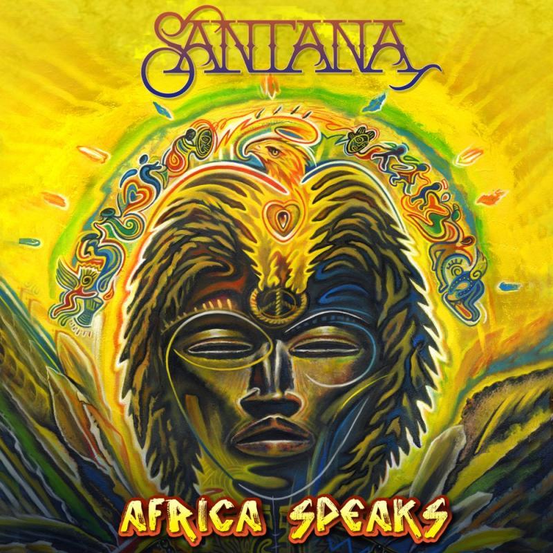 + info. de 'Africa Speaks', Santana (2019)