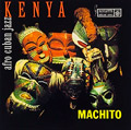Carátula de 'Kenya. Afro Cuban Jazz with Machito',  (1958)