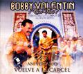 Carátula de '¡En Vivo! 35 Aniversario. Vuelve a la Cárcel', Rubén Blades (2002)