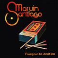 Carátula de 'Fuego a la Jicotea', Marvin Santiago (1979)