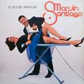 Carátula de 'El Filo del Pantalón', Marvin Santiago (1990)