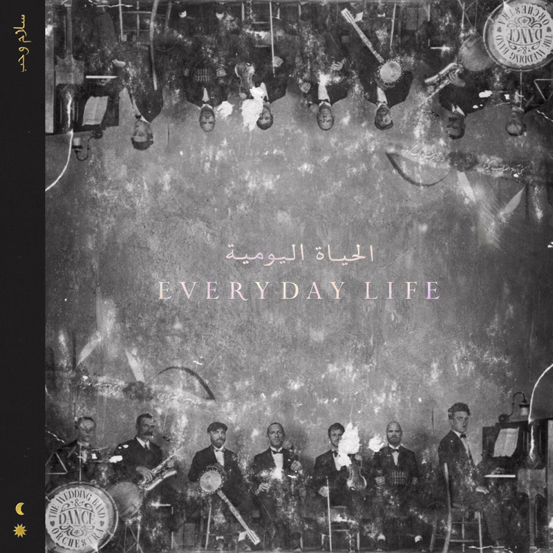 + info. de 'Everyday Life', Coldplay (2019)
