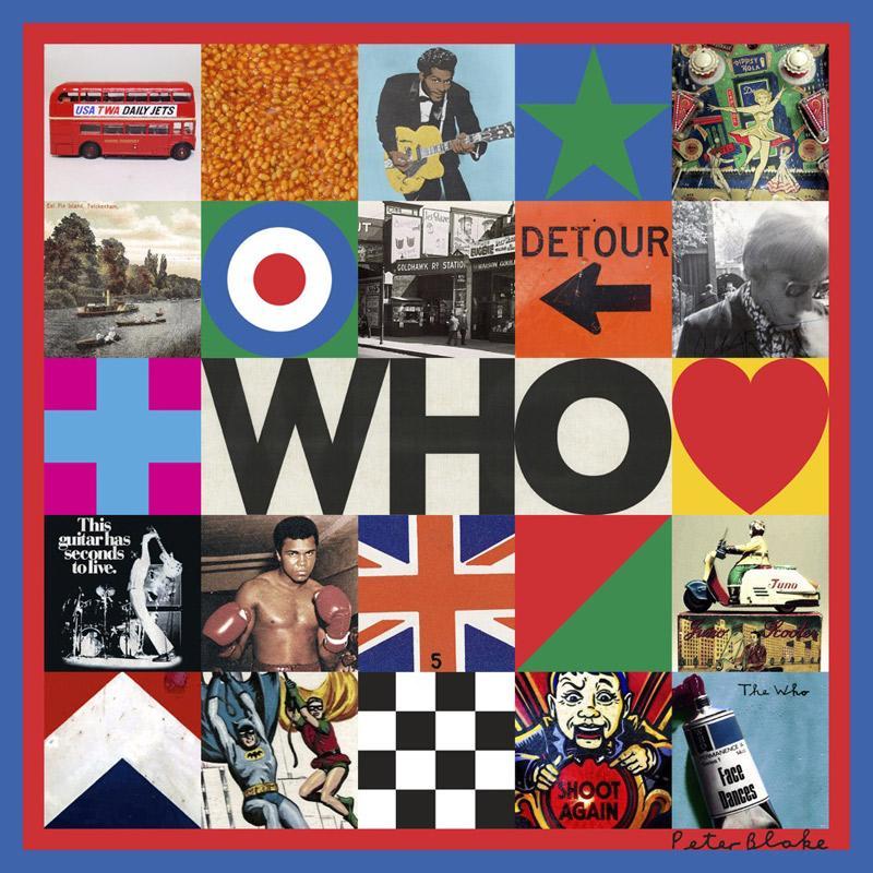 + info. de 'Who', The Who (2019)