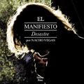 Carátula de 'El Manifiesto Desastre', Nacho Vegas (2008)