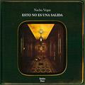 Carátula de 'Esto No Es Una Salida', Nacho Vegas (2005)