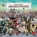 Carátula de 'Canciones Populistas', Nacho Vegas (2015)