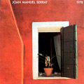Carátula de '1978', Joan Manuel Serrat (1978)