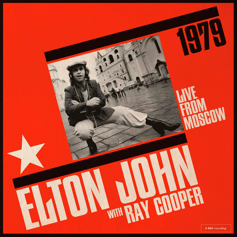 + info. de 'Live From Moscow 1979', Elton John (2020)