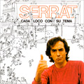 Carátula de 'Cada Loco con su Tema', Joan Manuel Serrat (1983)