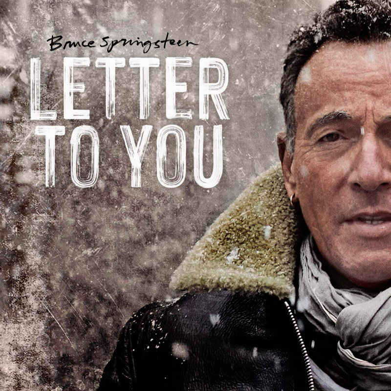 + info. de 'Letter to You', Bruce Springsteen (2020)