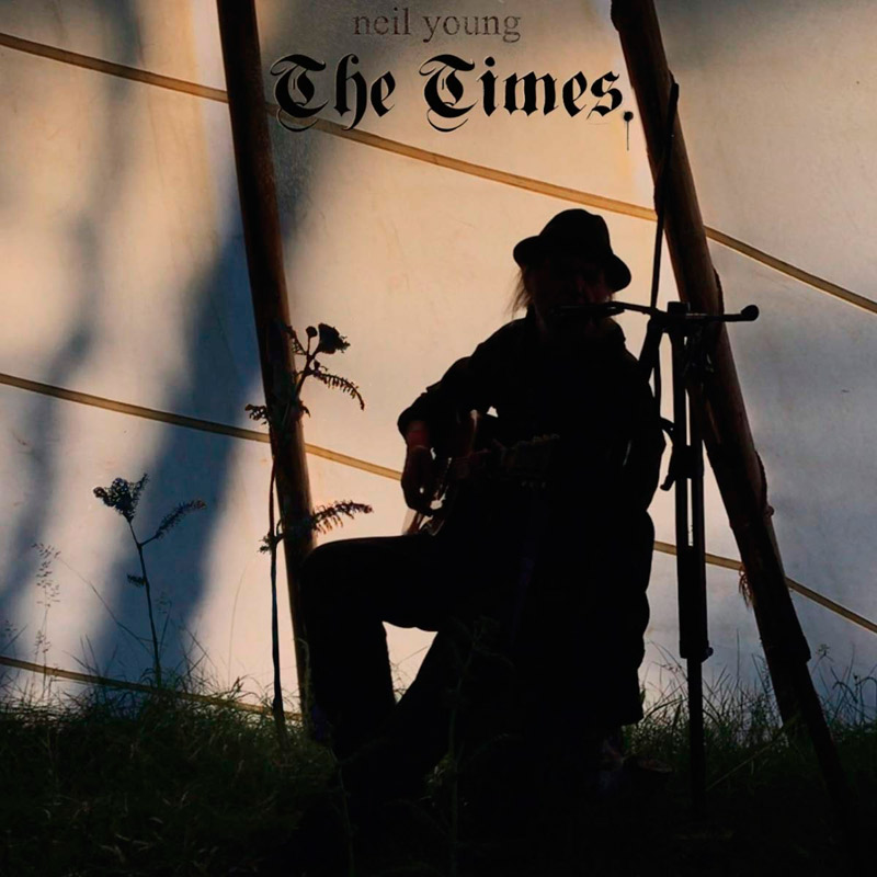 + info. de 'The Times', Neil Young (2020)