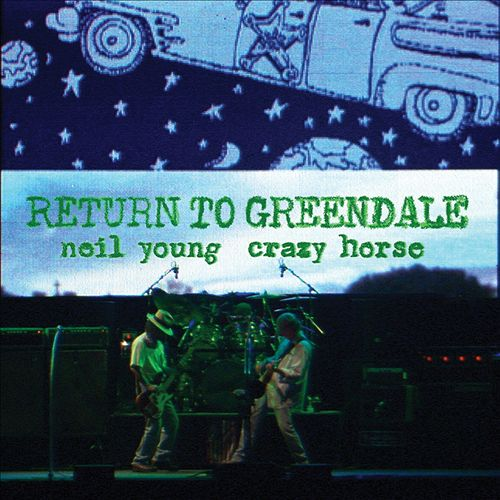 Carátula de 'Return to Greendale', Neil Young & Crazy Horse (2020)