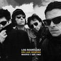 Carátula de 'Los Rodríguez en Las Ventas, Madrid 7 Sep 1993', Los Rodríguez (2020)