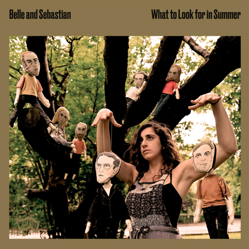 Carátula de 'What to Look for in Summer', Belle & Sebastian (2020)