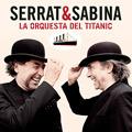 Carátula de 'La Orquesta del Titanic', Joaquín Sabina (2012)