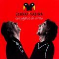 Carátula de 'Dos Pájaros de un Tiro', Joan Manuel Serrat (2007)