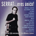Carátula de 'Serrat... Eres Único! Vol. 2', Joan Manuel Serrat (2005)