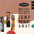 Carátula de 'Jazzvisions. Jump the Blues Away',  (1989)