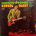 Carátula de 'Concerto in B Goode', Chuck Berry (1969)
