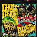 Carátula de 'Live at the Fillmore Auditorium', Chuck Berry (1967)