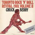 Carátula de 'Toronto Rock 'N' Roll Revival 1969, Volume II', Chuck Berry (1982)