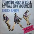 Carátula de 'Toronto Rock 'N' Roll Revival 1969, Volume III', Chuck Berry (1982)
