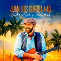 Carátula de 'Entre Mar y Palmeras', Juan Luis Guerra (2021)
