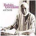 Carátula de 'Rubén González and Friends', Rubén González (2000)