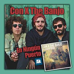 Con X The Banjo, tremenda naturalidad...