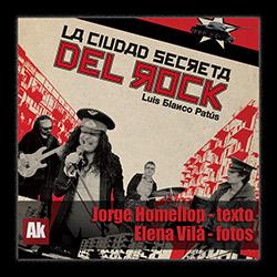 La Ciudad Secreta del Rock, Live in Latvia...