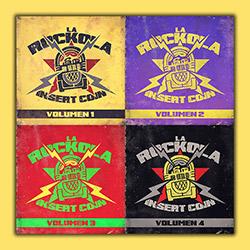 La Rockola Insert Coin, cuatro volúmenes de música underground...