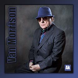 Van Morrison, hiperactivo a sus 73 gloriosos años