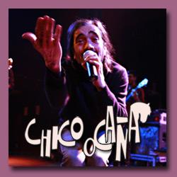 Chico Ocaña, el flamenco billy planea de nuevo por Barcelona...