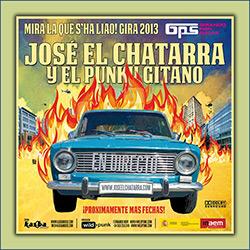 José El Chatarra continúa en Madrid su gira GPS...