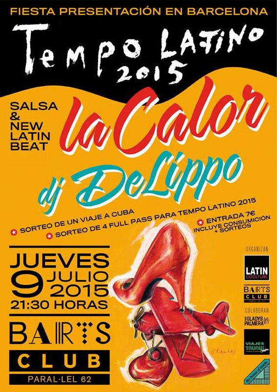Tempo Latino 2015, más info...