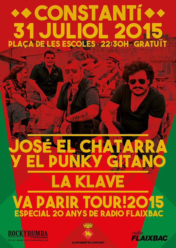"""José """"el Chatarra"""" en Constantí, más info..."""