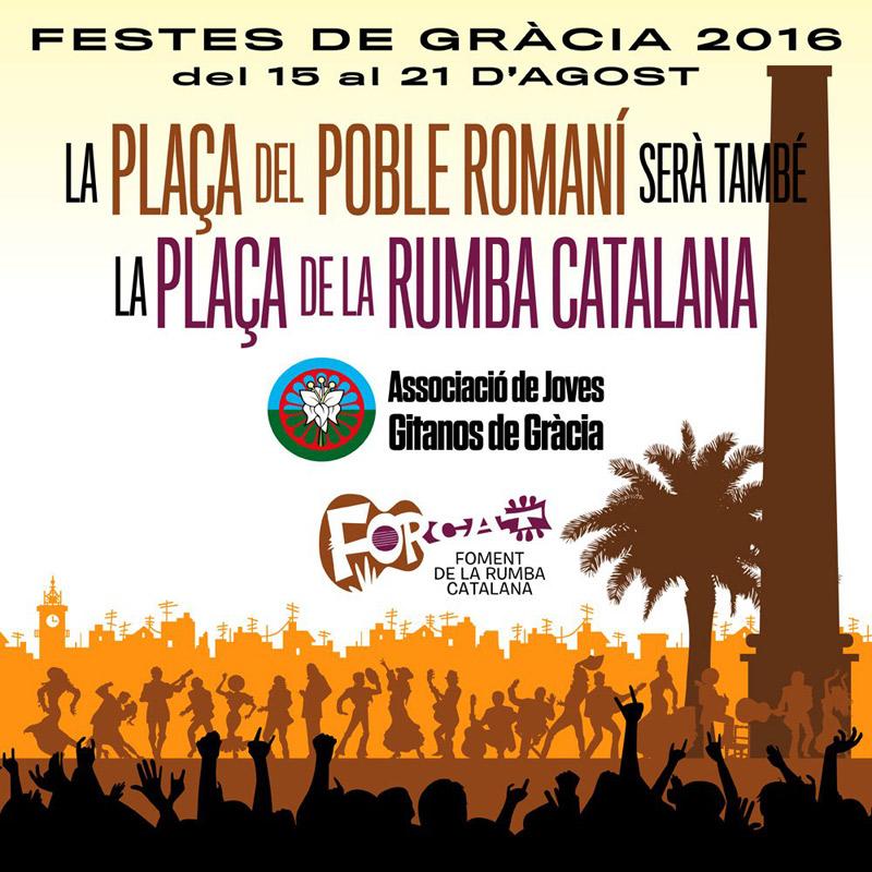 Festa Major de Gràcia 2016, más info...