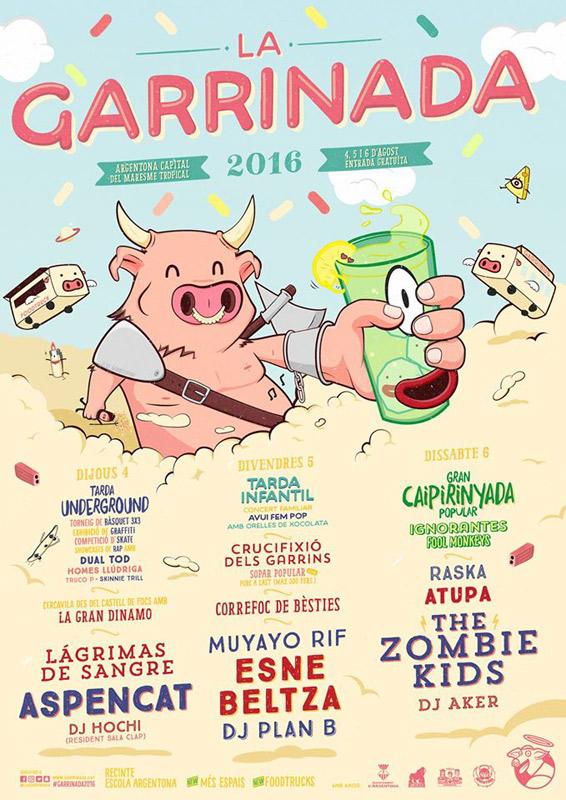 Muyayo Rif en La Garrinada, más info...