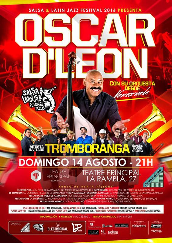 Salsa & Latin Jazz, más info...