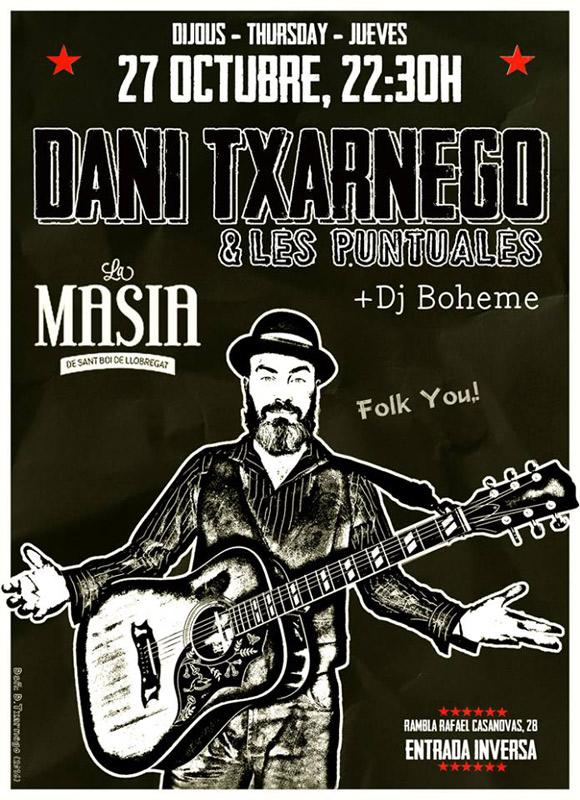 Dani Txarnego en La Masia, más info...