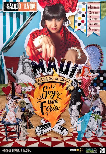Maui en Galileo Teatro, más info...