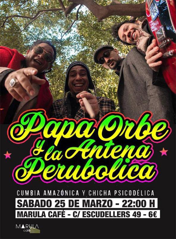 Shake! en Marula Cafè, más info...