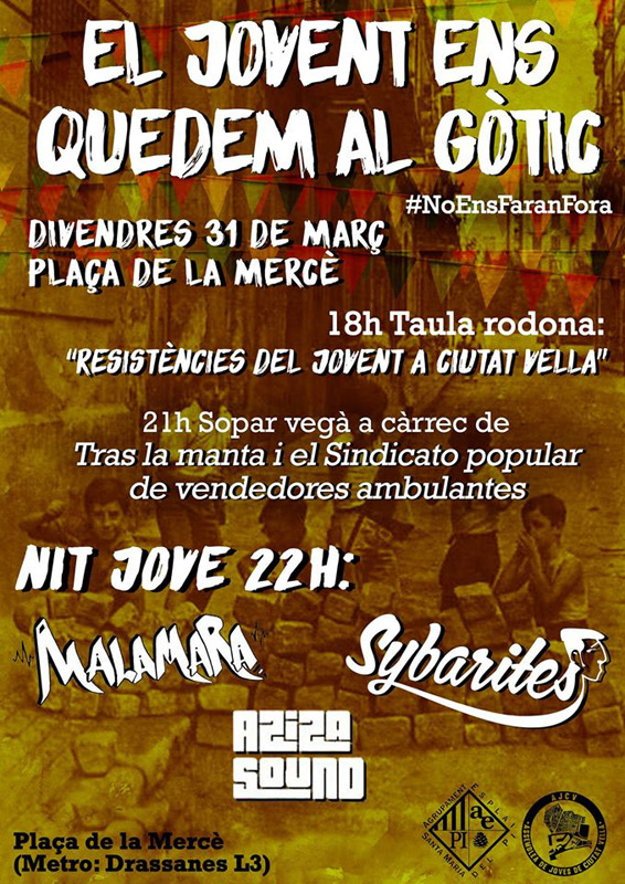 Festa Jove del Gòtic, más info...