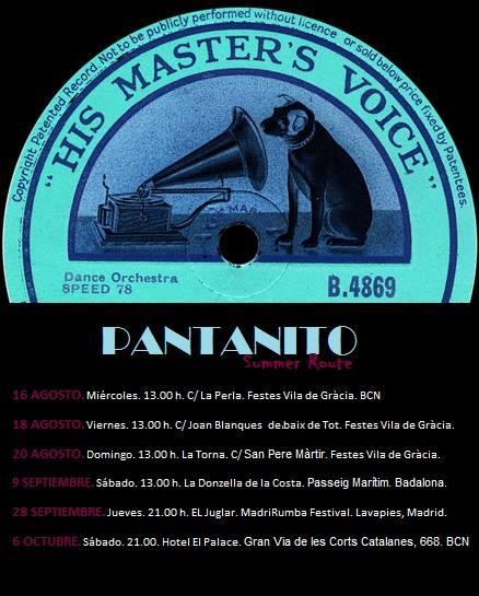 Pantanito en La Donzella de la Costa, más info...