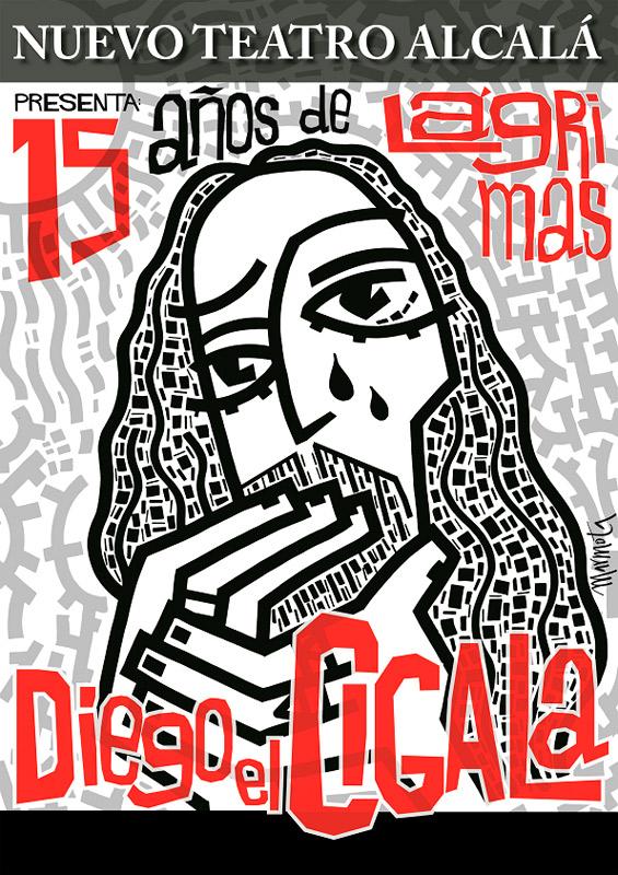 Diego el Cigala en Nuevo Teatro Alcalá, más info...