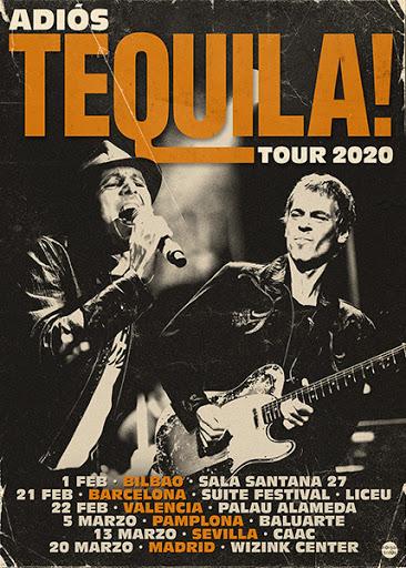 Tequila en Gran Teatre del Liceu, más info...