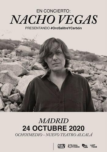 Nacho Vegas en Nuevo Teatro Alcalá, más info...