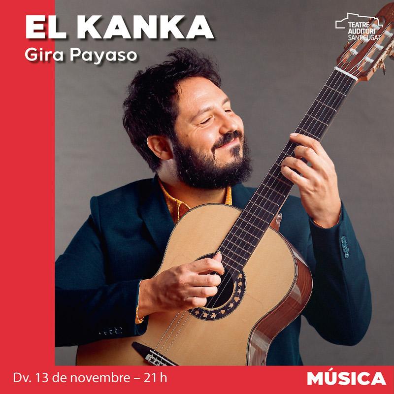 El Kanka en GuitarBcn20, más info...
