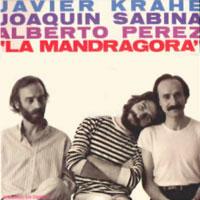 Javier Krahe, Joaquín Sabina y Alberto Pérez (ampliar foto...)