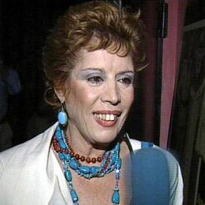 María Jiménez (ampliar foto...)